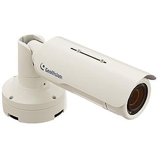 Geovision GV-BL5310-1 5 MP Bullet IP Camera, 2x Zoom, Wide Dynamic Range (White)