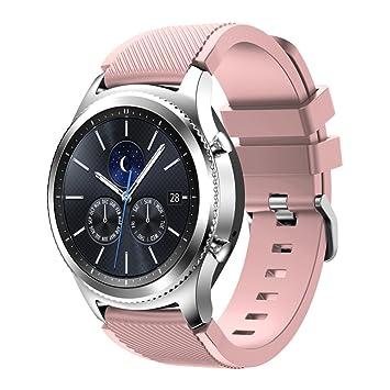 iFeeker - Correa para reloj de pulsera Samsung Gear S3 Frontier ...