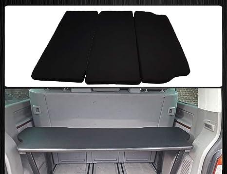 Bremer SitzbezÜge Multiflexboard Inkl Matratze Bettverlängerung Kompatibel Mit Vw T5 T6 Multivan D01 Auto