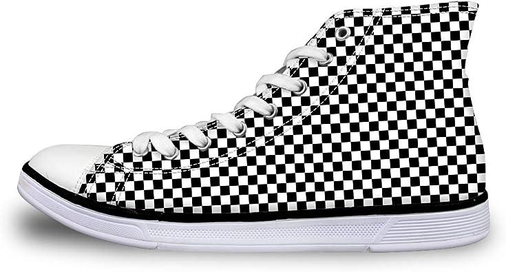 Canvas Sneaker Casual Skate Shoe Mens