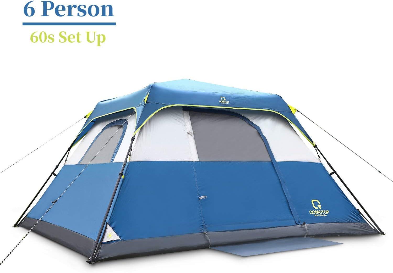6 person cabin tent