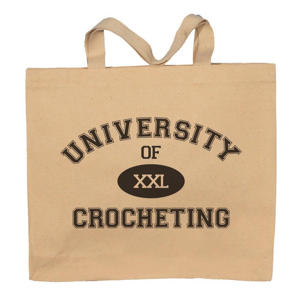 University Of XXL Crocheting Totebag Bag