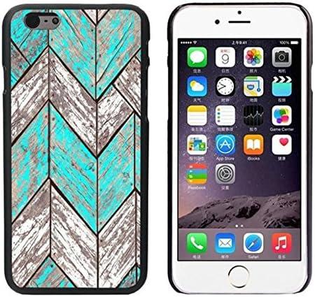 Cover iPhone 6 Plus Onde stilizzate su fantasia Legno: Amazon.it ...