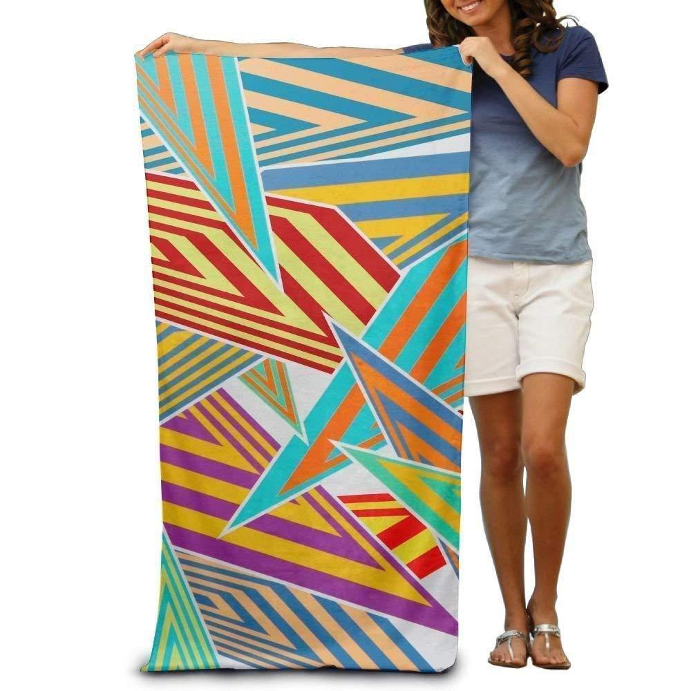 Hustor Toalla de baño Life Divertida con patrón Creativo Estampado Suave Toalla de Playa de 78,74 cm x 132,88 cm, diseño único: Amazon.es: Hogar