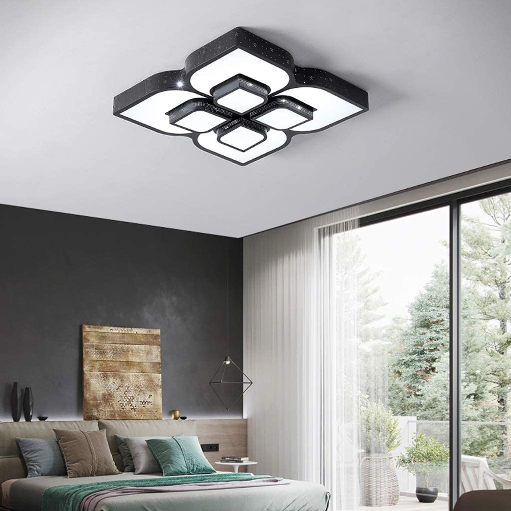 LED Deckenlampe Wohnzimmerlampe Einfache Moderne Atmosphäre