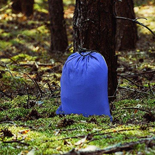 Udyr Camping Hammock, Lightweight Nylon Parachute