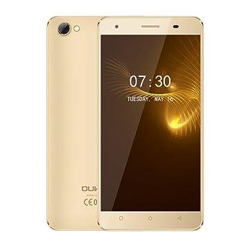 OUKITEL C5 Smartphone Libre 3G de 5.0HD (FDD-LTE, Android 7.0 ...