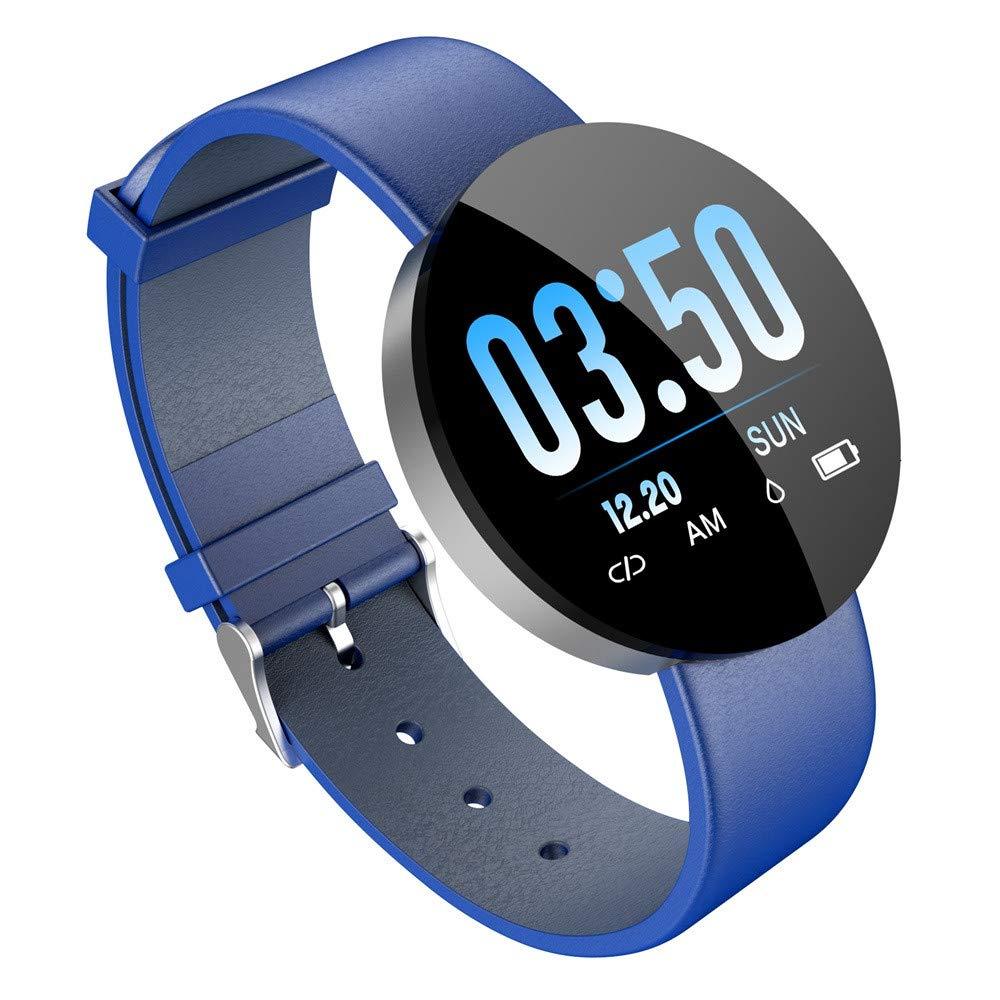LUXISDE Fitness Bracelet Smartwatch Ladies, Activity Tracker Y11 Smart 1.3 Inch IPS Color Display Heart Rate Monitor Fitness Tracker Watch by LUXISDE (Image #6)