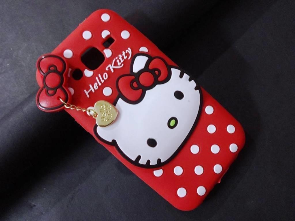 4 Season 3d Designer Hello Kitty Back Cover For Samsung Amazon In Electronics