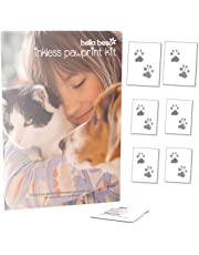 Bella Beso Dog and Cat Pet Paw Print Inkless Kit - ready to frame sheets