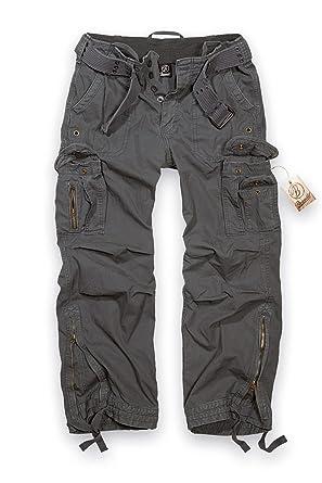Pour Veste Royal Vintage Brandit Cargo Deluxe Motif Homme Pantalon f4wqdpnPW