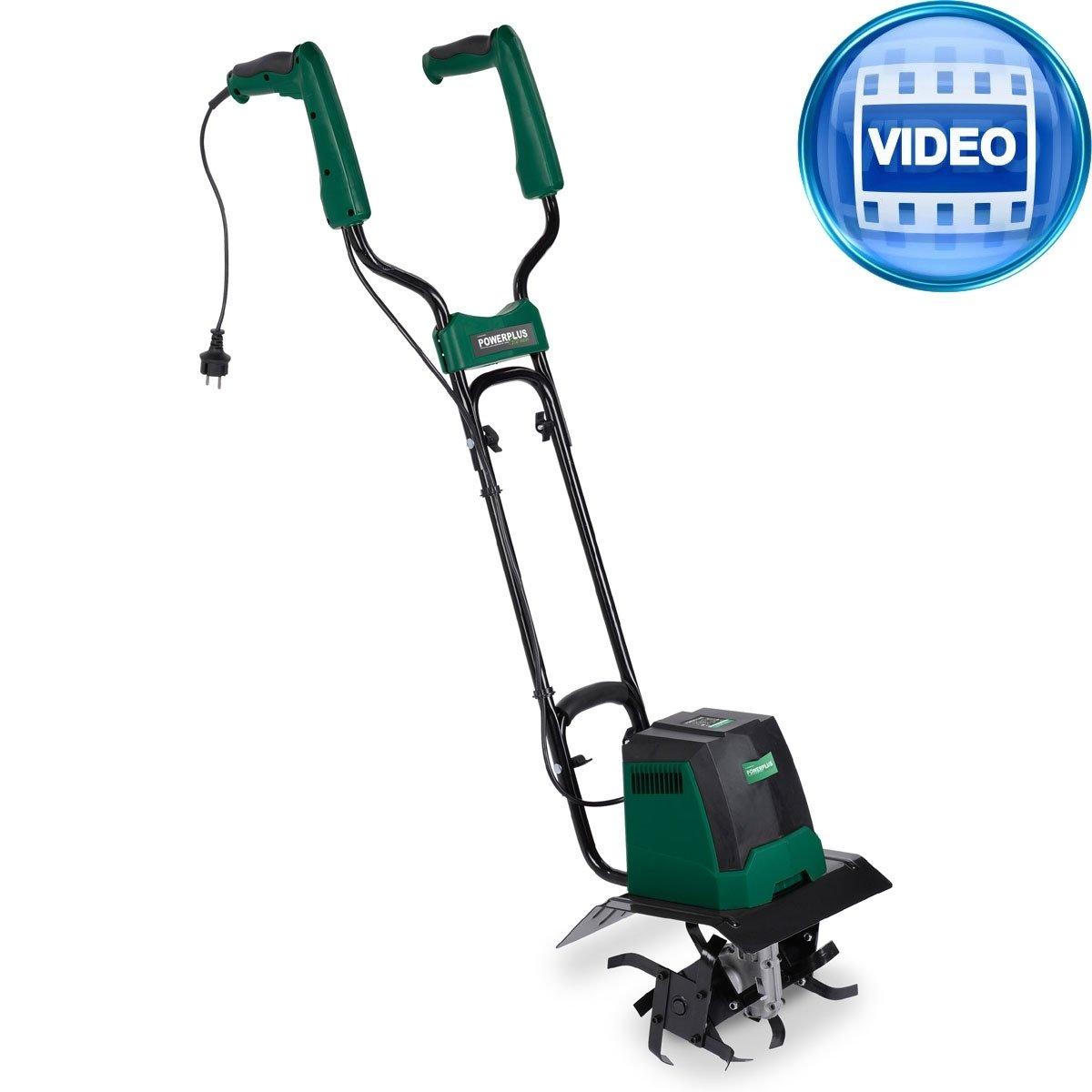 Varo POW6466 - Motoazada eléctrica (800 W): Amazon.es ...
