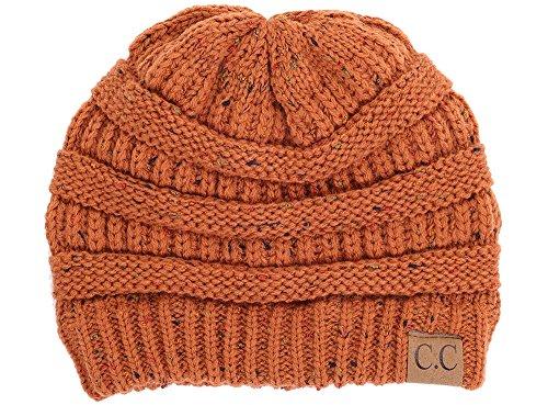 Funky Junque FunkyJunque C.C Confetti Knit Beanie - Thick Soft Warm ... 27b1e3ffa7bc
