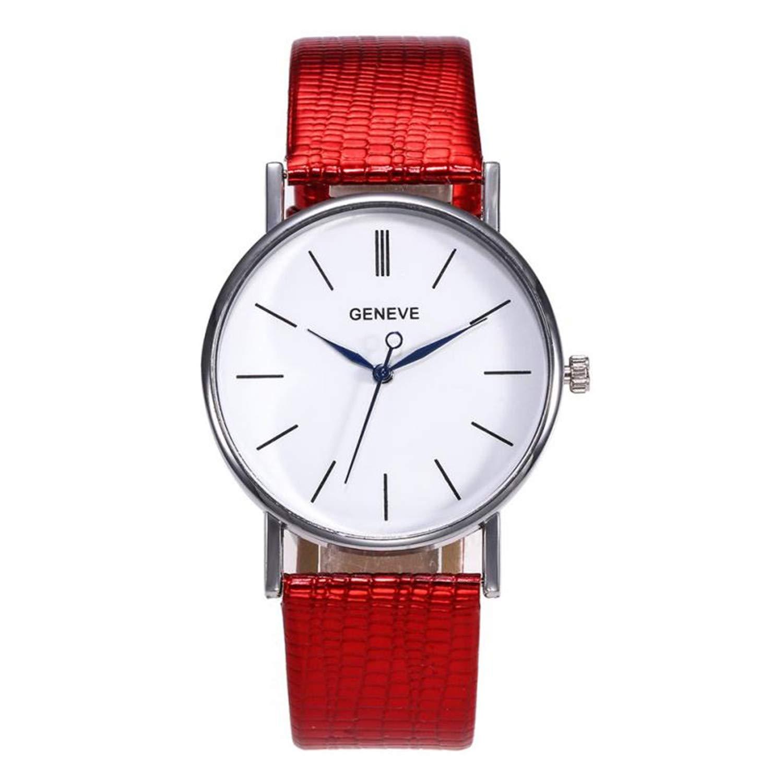 Amazon.com : naivety Fashion Simple Women Watches Casual ...