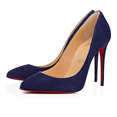 louboutin pigalle 100mm black uk
