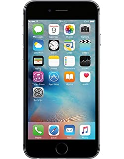 (Certified REFURBISHED) Apple iPhone 6S (Space Grey, 64GB) Smartphones at amazon