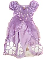 Disney Store Authentic Princess Sofia the First Costume Dress Size 5/6