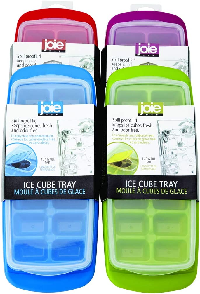 Flexible Silicone Ice Cube Tray 15 Square Ice Cube Maker Pudding gelée Moule Ki