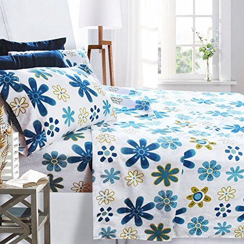Printed Sheet King Size Hypoallergenic