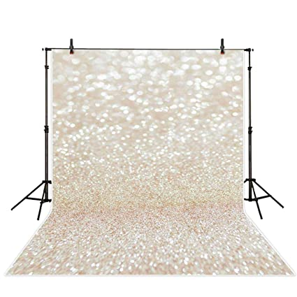 56f146b16c Funnytree 6.5X10ft Bokeh Golden Spots Photography Backdrop Shinning (Not  Glitter) Sparkle Background Professional Easter Wedding Bridal Shower  Newborn ...