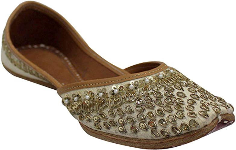 Amazon Com Stop N Style Punjabi Jutti Mojari Online Dress Shoes