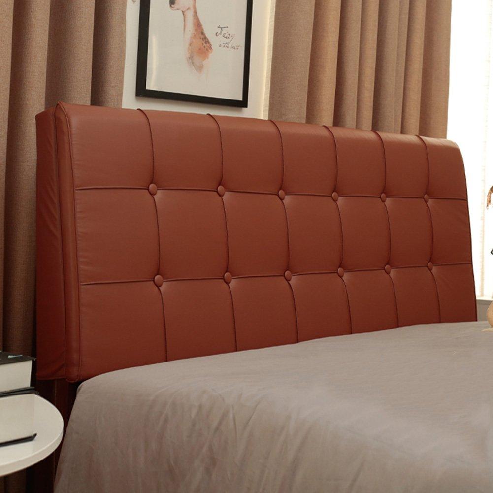 QIANGDA クッション ベッドの背もたれ防水 疲れを和らげる シングル/ダブルベッドルーム、 厚さ5cm、 12種類のソリッドカラー、 4サイズ オプション ( 色 : 10# , サイズ さいず : 200 x 60cm ) B07B75WSMP 200 x 60cm 10# 10# 200 x 60cm