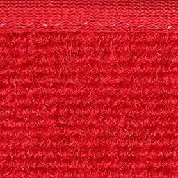 Red Carpet Aisle Runner - 3\' x 10\' - Many Other Sizes to Choose From