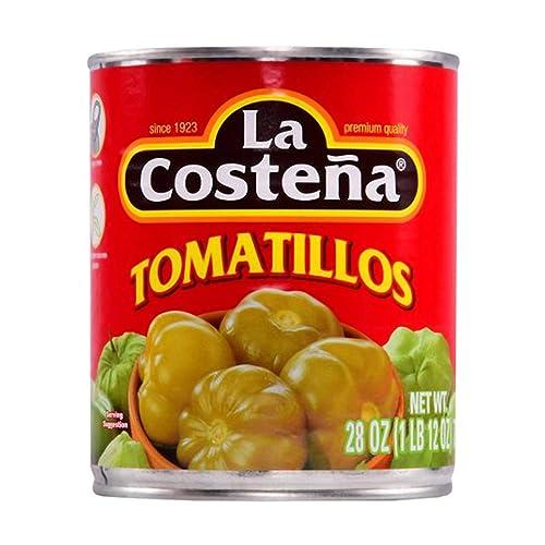 La Costena Green Tomatillos