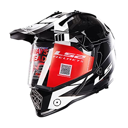 GTYW Rally Helmet Cascos De La Motocicleta Lentes Dobles Profesional Off-road Highway Racing Casco