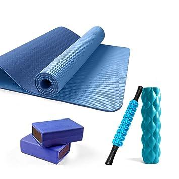 5 juegos Equipos de gimnasia Yoga Esteras de yoga Esteras de ...