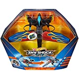 Mattel Hot Wheels dyd91Sky Shock RC, véhicules avec fonction