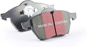 EBC Brakes UD1043 Ultimax OEM Replacement Brake Pad