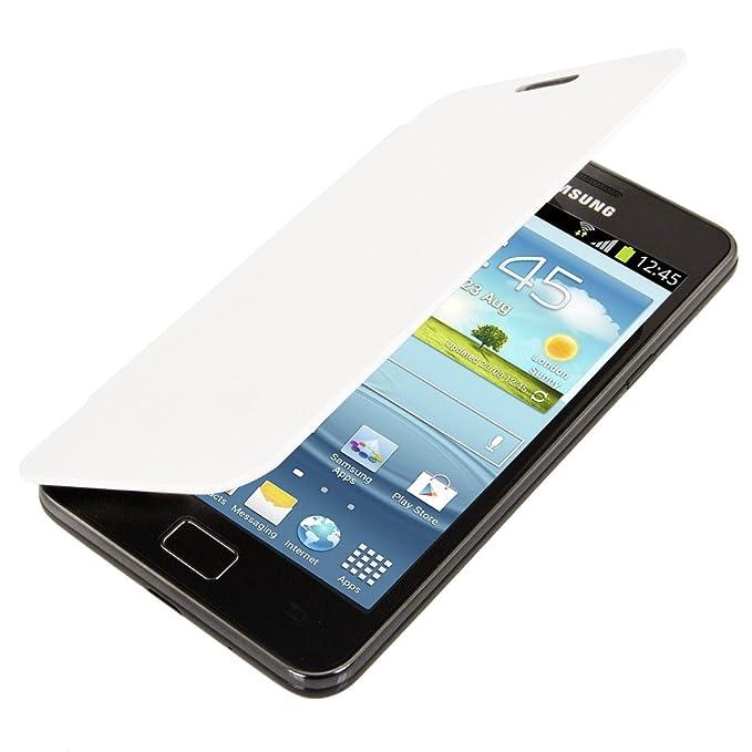 kwmobile Flip Case Funda para Samsung Galaxy S3/S3 Neo – aufklappbare Carcasa Funda Estilo Flip Cover en deseos Color