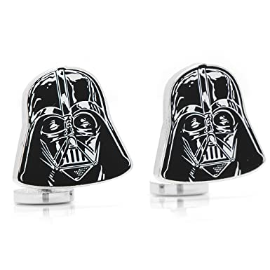 Cufflinks Officially Licensed Star Wars Darth Vader Cuff Links