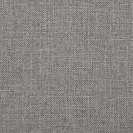 Amazon Com Pewter Grey Plain Tweed Upholstery Fabric By The Yard
