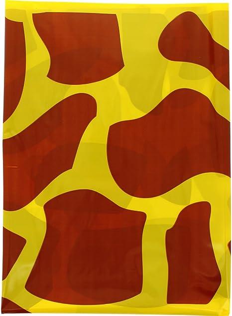 Fixo 72307 - Pack de 25 bolsas disfraz, 56 x 70 cm, color ...