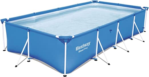 Piscina desmontable rectangular bestway