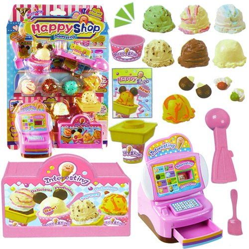 ice cream topping set - 5