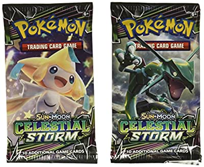 Pokemon TCG: Sun & Moon Celestial Storm 36-Pack Booster Box Factory Sealed