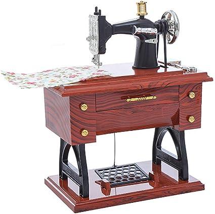 Kalaok Tipo de pedal Máquina de coser Caja de música Regalo ...