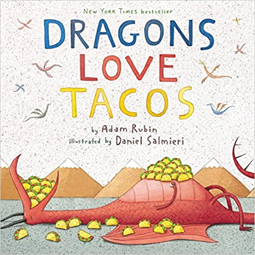 Save 50% on Dragons Love Tacos...