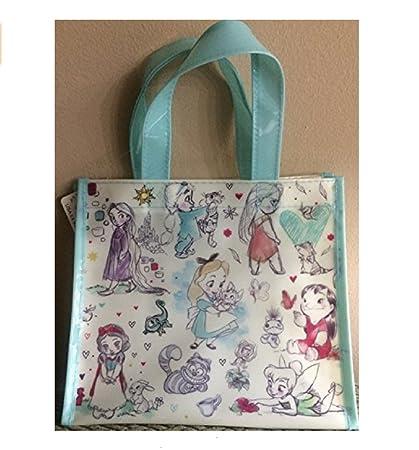 525d3edf9e2 Amazon.com  Petite Disney Animators  Collection Tote Bag Alice