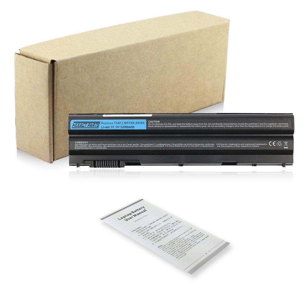 Laptop Battery Compatible with Dell Latitude E5420 E6520 E6530 E5520 M421R M521R N4420 M5Y0X T54FJ