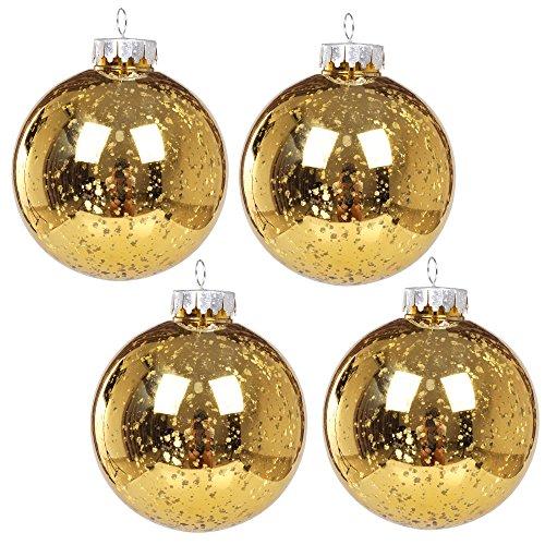 Ki store christmas ball ornaments outdoor hanging tree for Large outdoor christmas ornaments
