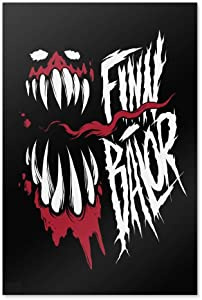 GRAPHICS & MORE WWE Finn Balor Demon Unleashed Home Business Office Sign