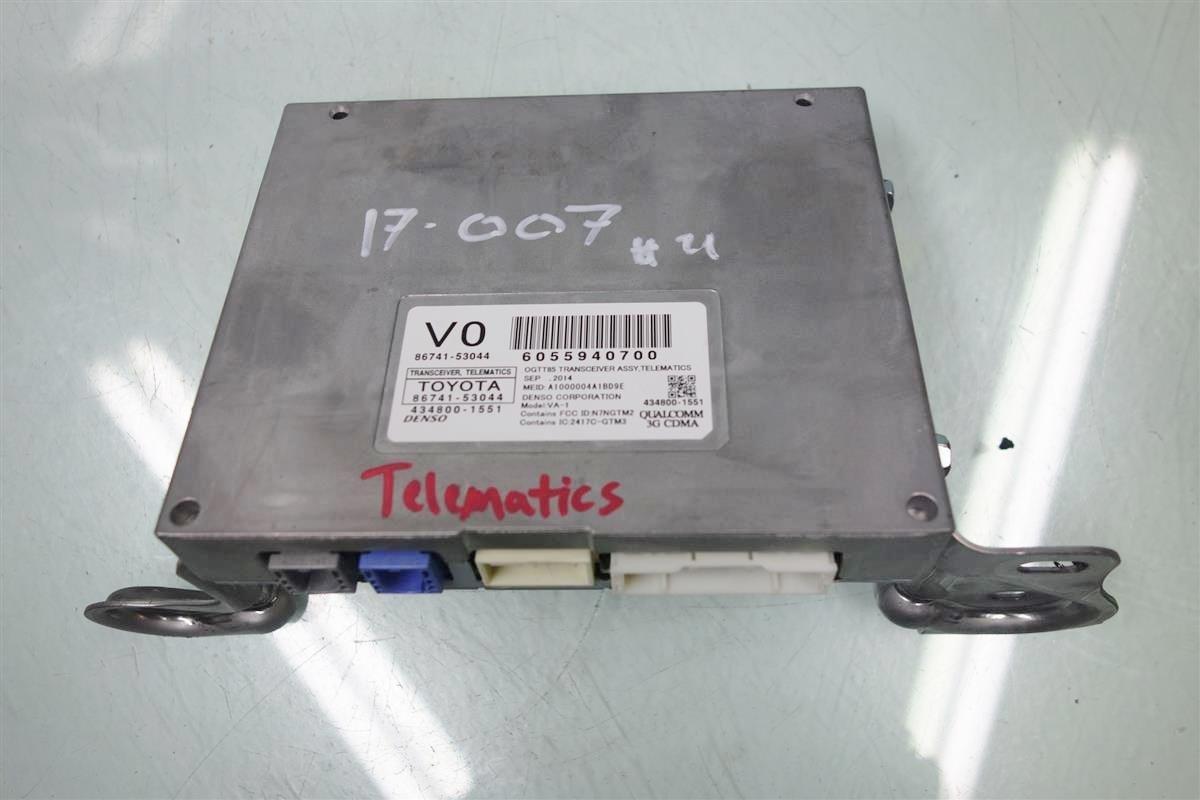 Lexus Is250 Elematic Transceiver Computer Module