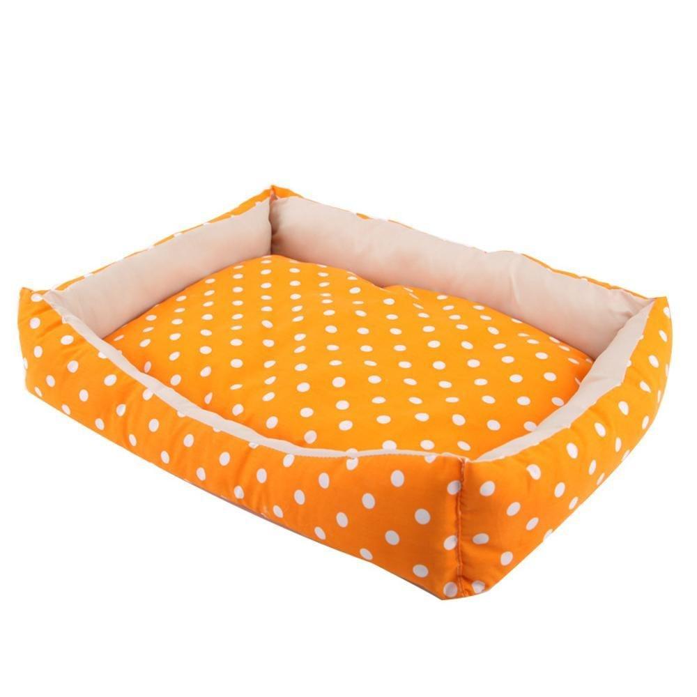 A Dixinla Pet Bed Pet Litter Dog Mat Printing mat Kennel cat Litter Pet Supplies