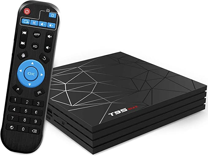 TV Box TUREWELL T95 Max Android 9 0 TV Box Ch