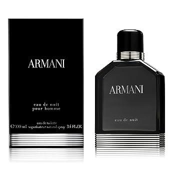 Oferta amazon: Armani Armani Homme Eau De Nuit Eau de Toilette Vaporizador 100 ml
