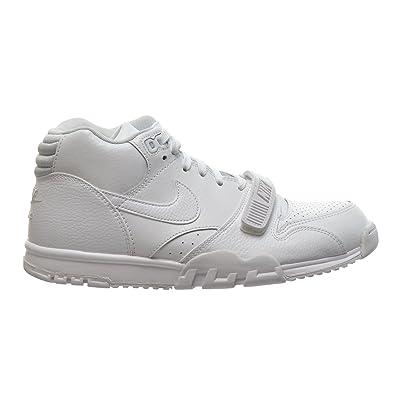 Nouveaux produits 39f74 9085f Nike Air trainer 1 Mid Premium Men's Shoes White/Pure Platinum 317554-102